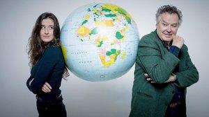 Gisela Torrents y Santiago Vilanova colaboran para sostener el planeta.