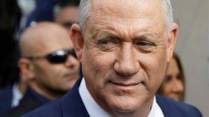 Gantz promet un govern d'unitat per a Israel