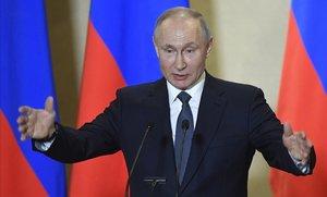 Putin i l'oposició russa entaularan una dura batalla en plena pandèmia