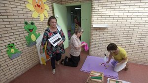 El 40% de les escoles públiques catalanes podran obrir aquest dilluns