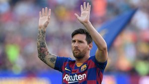 Lionel Messi, protagonista de la actualidad informativa en los últimos días.