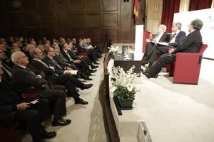 La prova del cotó de l'empresariat català