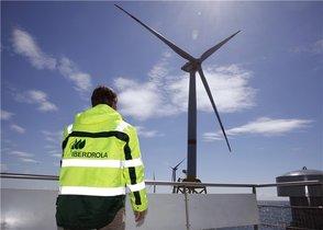 Iberdrola inaugura el seu primer projecte de parc eòlic marí a Alemanya