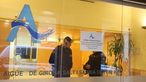 La Guàrdia Civil acaba els registres a Girona, Salt i Sarrià de Ter