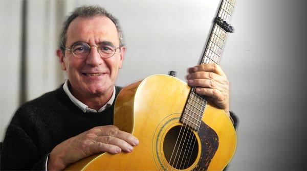 El cantante y compositor presenta un tema de su trabajo Viatge a Montserrat