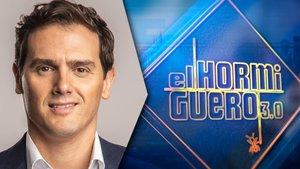 Albert Rivera, el nuevo invitado político de 'El hormíguero'.