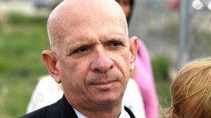 El exgeneral venezolano Hugo Armando Carvajal, el 16 de septiembre del 2019