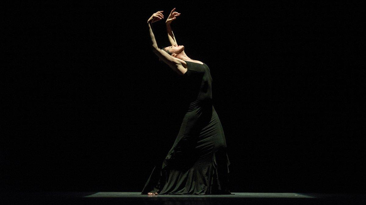 La bailarina María Pagés