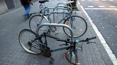 Los ladrones de bicis frenan a los nuevos ciclistas en BCN