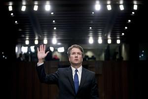 En una declaración proporcionada por la Casa Blanca, Kavanaugh negó que el evento haya sucedido alguna vez.