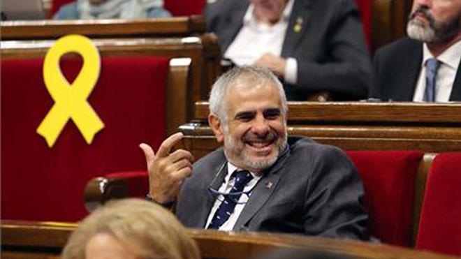 'Salsa rosa' al Parlament