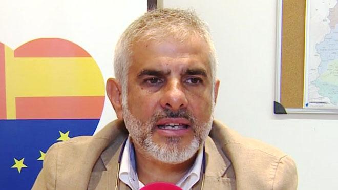 Carrizosa carga contra Sociedad Civil Catalana, teme que este abrazando las tesis socialistas.