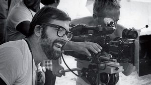 Chicho Ibáñez Serrador, en el rodaje de '¿Quién puede matar a un niño?'