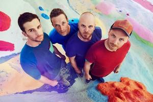Coldplay, en una imagen promocional.
