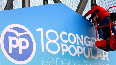 El PP aclamará este fin de semana a Rajoy en un congreso que busca proyectar unidad