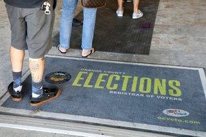Elecciones en los Estados Unidos. EFE
