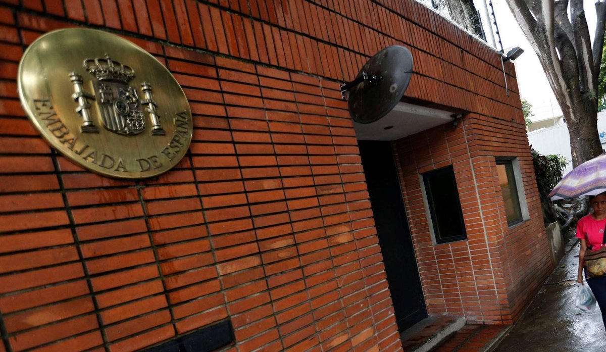 Embajada de España en Caracas Venezuela - Diplomacia española