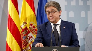 Enric Millo, exdelegado del Gobierno en Catalunya