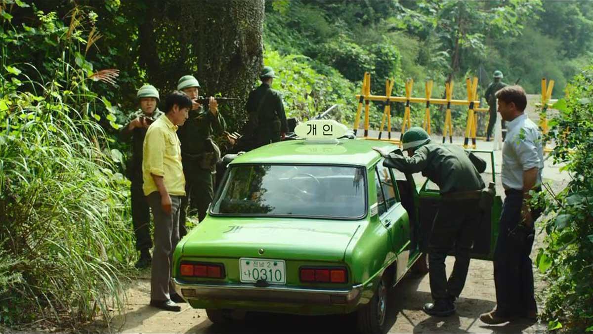 Tráiler de A Taxi Driver: Los héroes de Gwangju(2017).