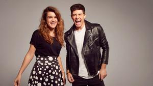 Alfred i Amaia volen en el videoclip de 'Tu canción'