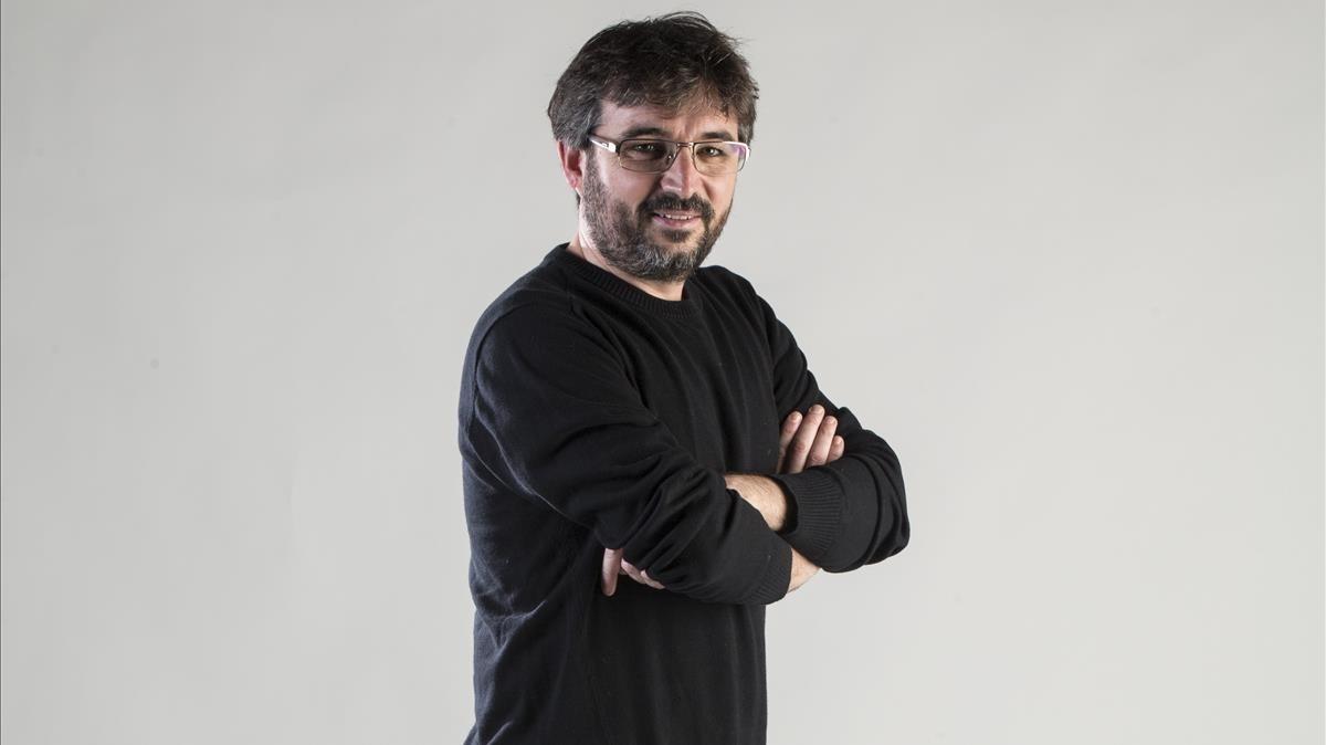 Jordi Évole se ha ido por primera vez a la guerra con Salvados.