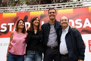 El PSC reforça la seva majoria absoluta a Santa Coloma el 26-M