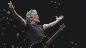 Roger Waters en el Palau Sant Jordi