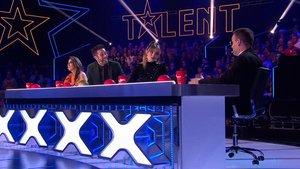 'Got talent' sube con su primer directo y 'El bribón' mejora la tarde de Cuatro
