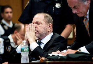 El famoso exproductor ha rechazado todas las acusaciones.