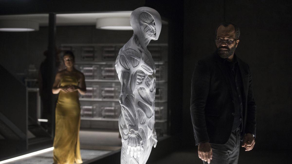 El Hombre de Negro, encarnado por Ed Harris, en la segunda entrega de 'Westworld'.