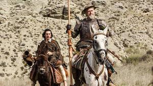 A l'Oest, pornogràfics... els Quixots més extravagants