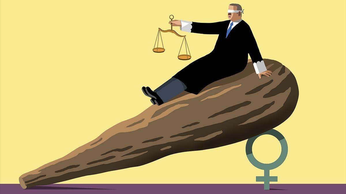 Una vez más, justicia patriarcal