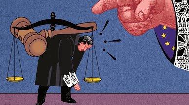 Desconcierto de los jueces