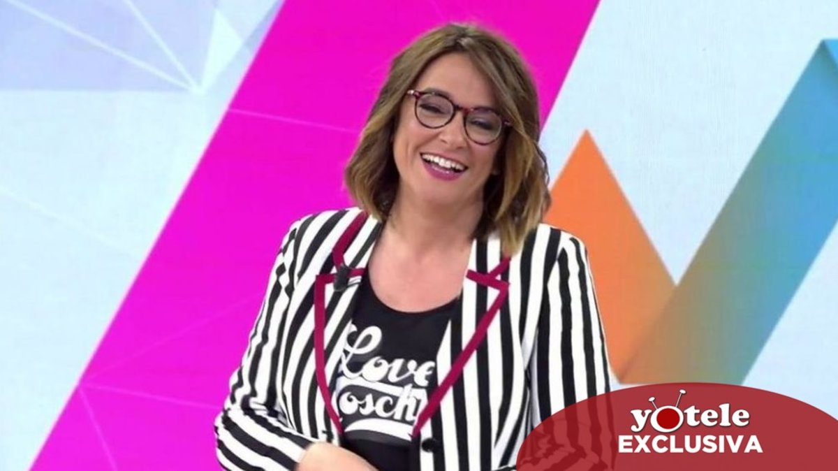 Toñi Moreno vuelve a 'Viva la vida' para sustituir a Emma García este verano