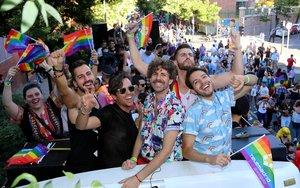 Arrenca la festa de l'Orgull més reivindicativa davant l'amenaça de Vox