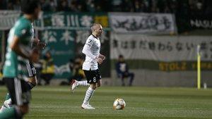 Iniesta, capità del Vissel Kobe