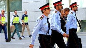 """Los Mossos afrontan """"el juicio más importante"""" de su historia"""