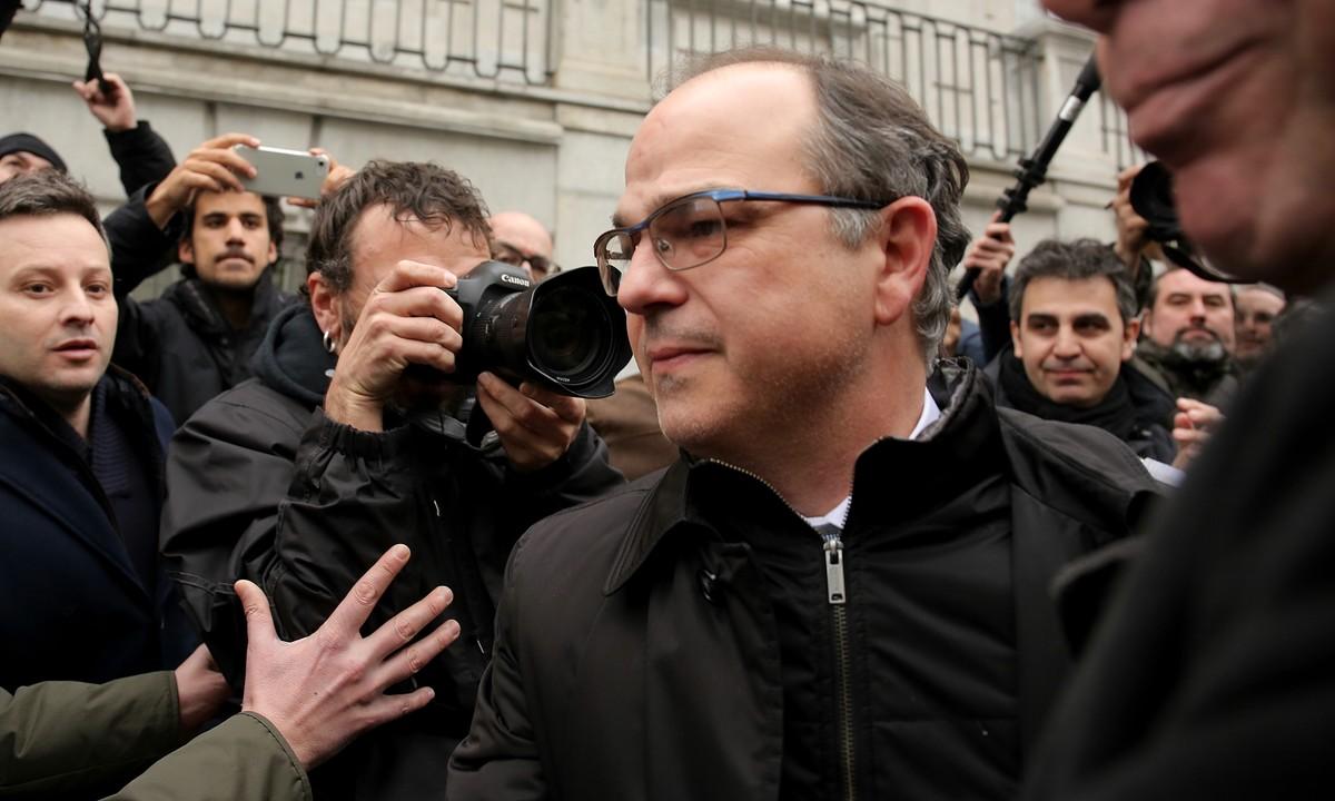 Turull retreu al jutge que vulgui decidir qui ha de presidir la Generalitat