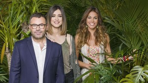 Jorge Javier Vázquez, Sandra Barneda y Lara Álvarez, presentadores de Supervivientes (T-5).