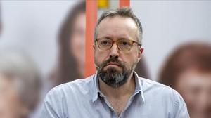 Juan Carlos Girauta, portavoz de Ciudadanos en el Congreso.