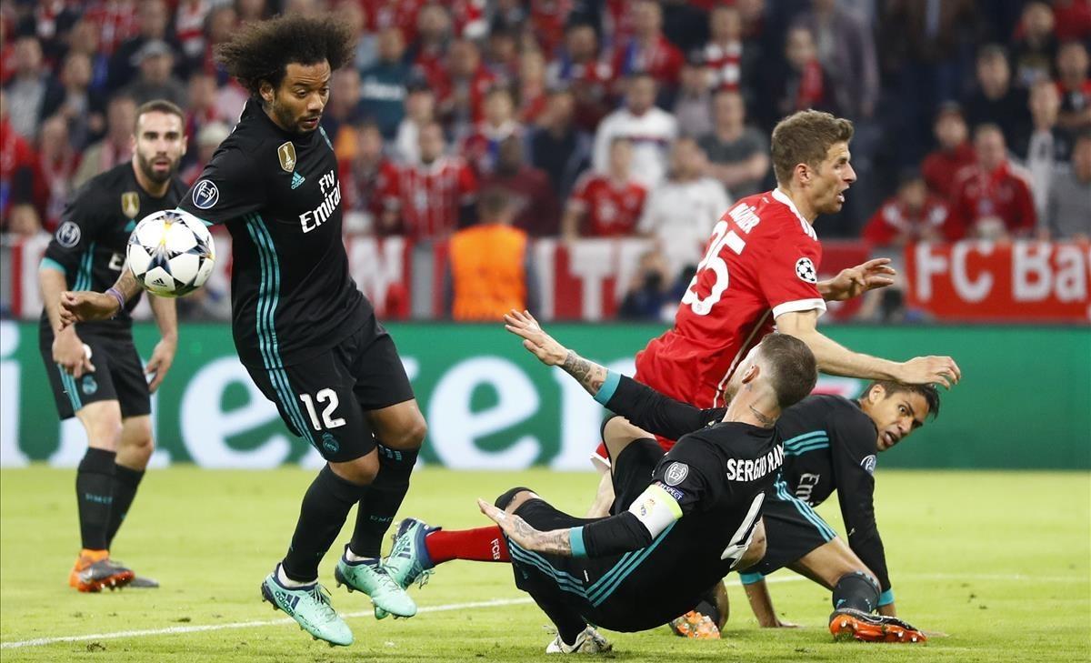 El Madrid torna a deprimir el Bayern (1-2)