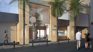 Las futuras nuevas oficinas de Scopely en Barcelona.