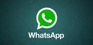 Logo del sistema de mensajería WhatsApp.