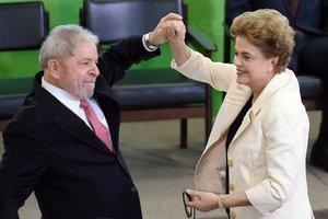 Lula asegura ser víctima de una persecución judicial y política.