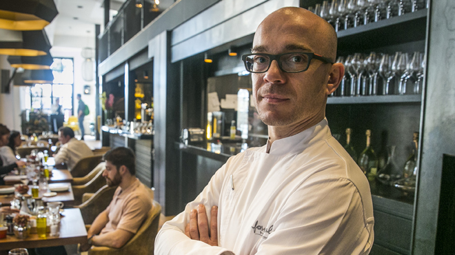 Marc Gascons (Els Tinars i Informal) dona consells per fer un arròs de 10.