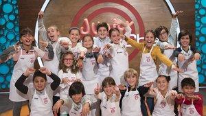 Perfiles de los dieciséis aspirantes y primeros eliminados de 'Masterchef Junior 6'
