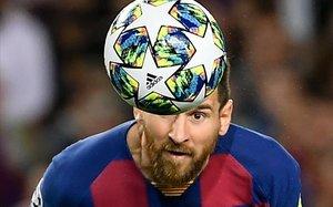 """""""Messi debería adaptarse a las condiciones de mercado actuales"""""""