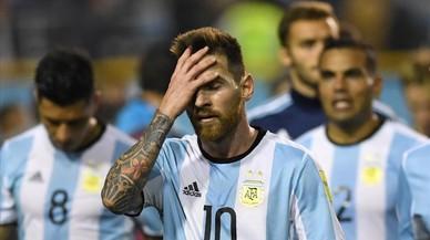Messi y el cuento tétrico de Argentina