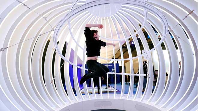 El Mobile World Congress de Barcelona estrena los selfies de 360 grados.