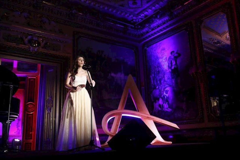 El musical de Anastasia.